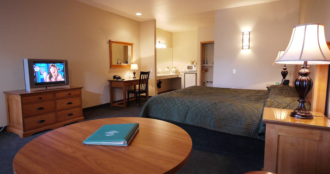 ADA Compliant Hotel Rooms Grants Pass OE