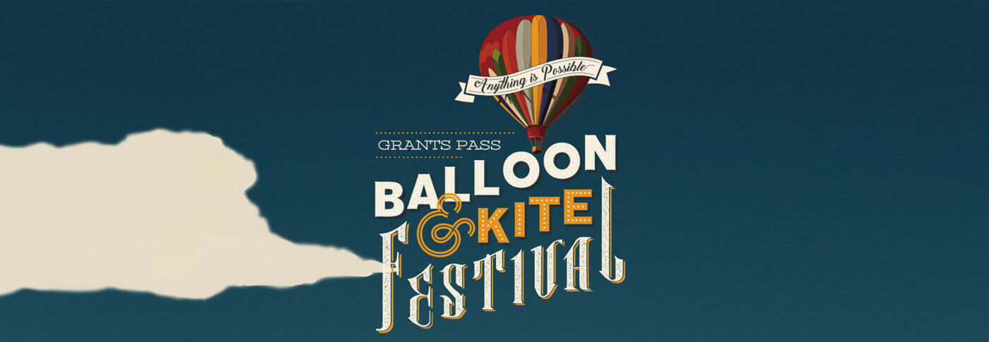 Grants Pass Balloon & Kite Festival