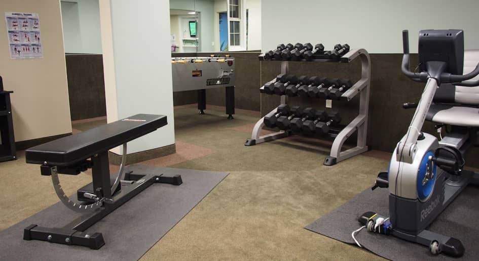 Redwood Hotel Fitness Center