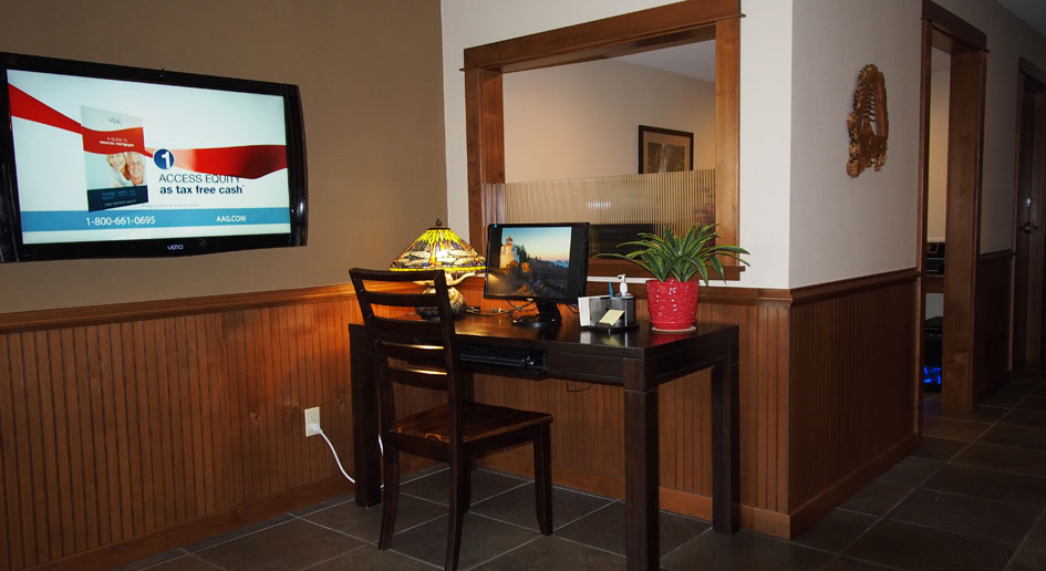 Business Center at Redwood Hotel Grants Pass OR