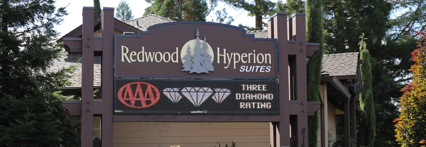 Redwood Hyperion Suites Grants Pass Oregon