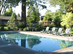 Redwood Hyperion Hotel Pool Grants Pass